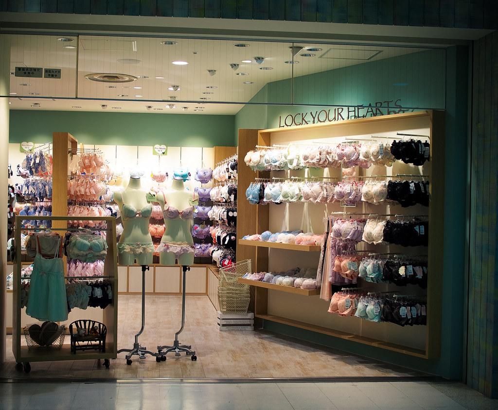 Japanese lingerie shop   Ikebukuro   KaeriRin   Flickr