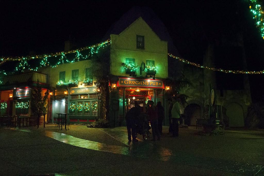 Busch Gardens Christmas Town Williamsburg Virginia Va Irel… | Flickr