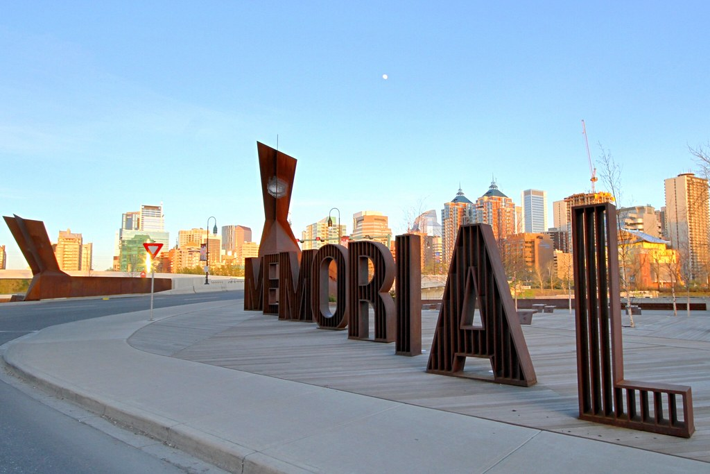 Poppy Plaza, Calgary, Alberta, Canada