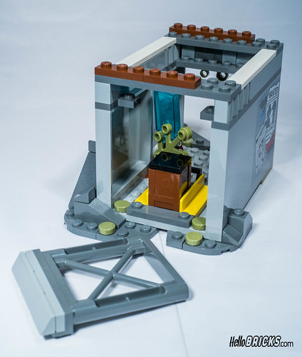 Lego 76057 - Marvel - Spider-man Web Warriors Ultimate Bri ...