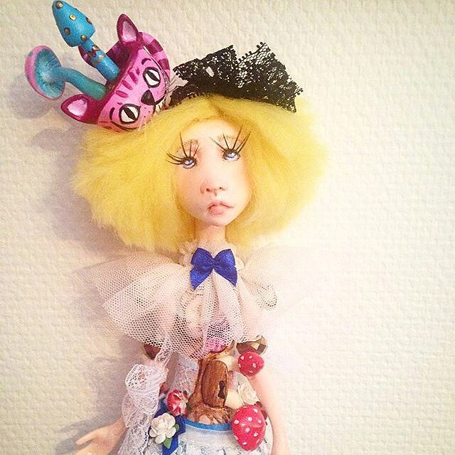 Happy To See My Alice Doll At Her New Home Joyeux Anniv
