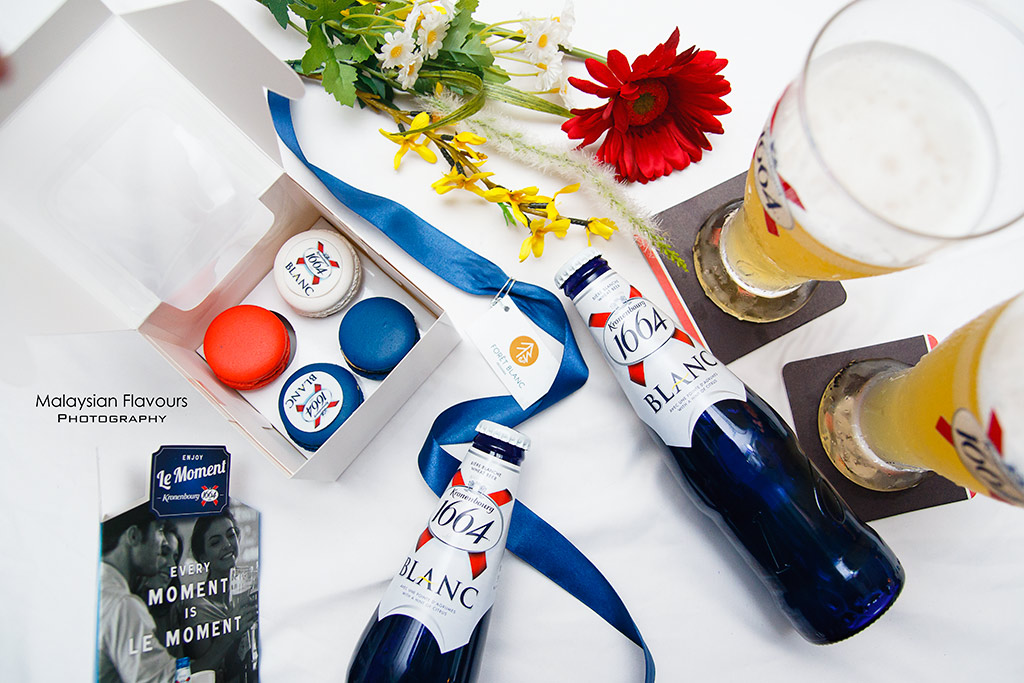 Savour Le Moment with Kronenbourg 1664