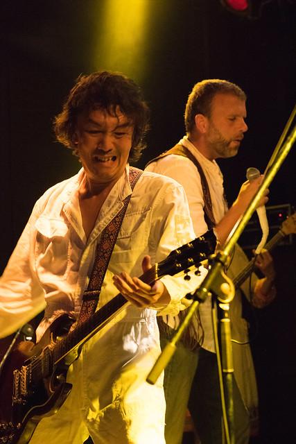 TOWNZEN live at Club Mission's, Tokyo, 21 Aug 2016 -00208
