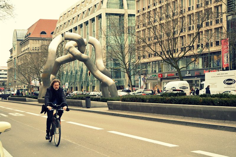 escultura Berlin 2016