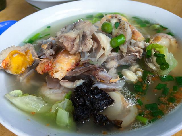 B & Best Seafood Noodle