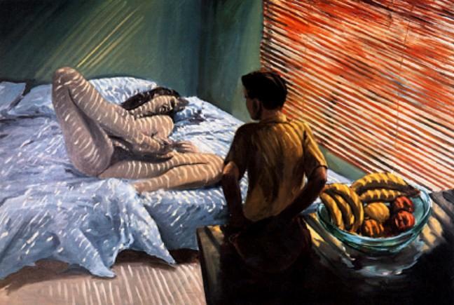 (Realismo Contemporaneo) Fischl - badboy | by -kasbardum-