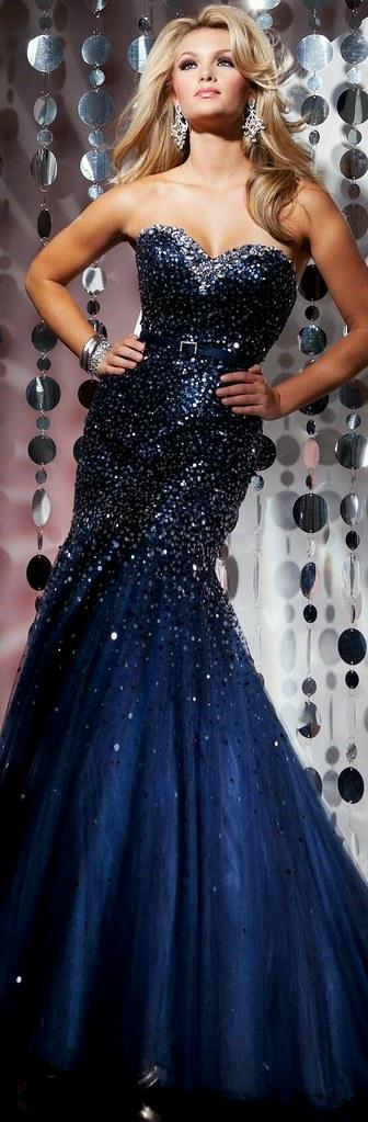 Mardi Gras Ball Gown | Alisha Matthews | Flickr