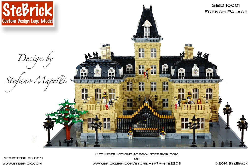 Stebrick 10001 French Palace1 Sbd 10001 French Palace Mo Flickr