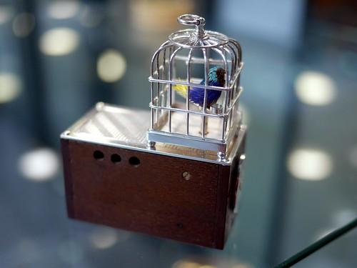 Singing Bird Automaton - 1