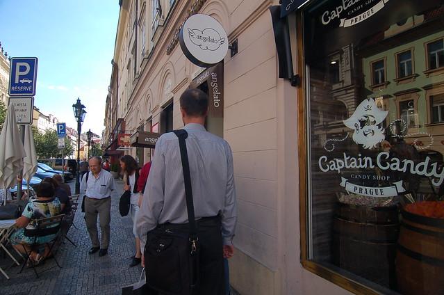 布拉格 Agleta 冰淇淋