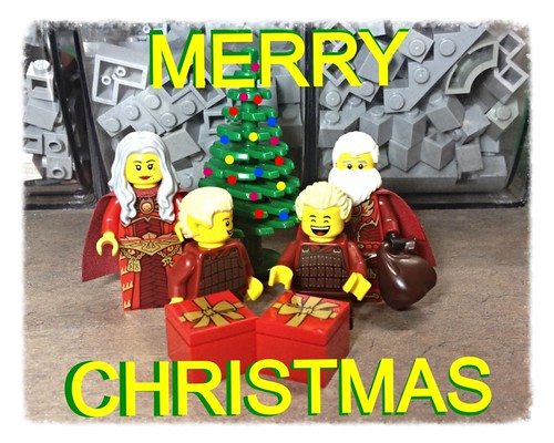 From the Lands of Roawia, Merry Christmas, and Happy Holidays! | by AK_Brickster
