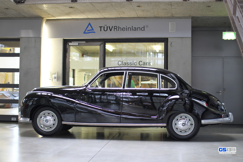 1952 - 1954 BMW 501 | See more car pics on my facebook page!… | Flickr