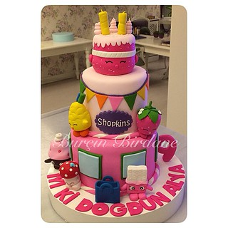 Shopkins Cake Pan