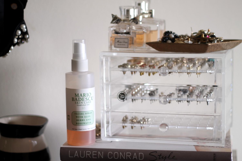 Mario Badescue Facial Spray Review | Re-Mix-Her