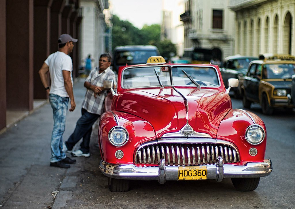 Cuba\'s Incredible Vintage Cars | Christopher Michel | Flickr