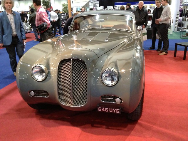 1953 Bentley La Sarthe Bensport 4.5Litre Straight 6