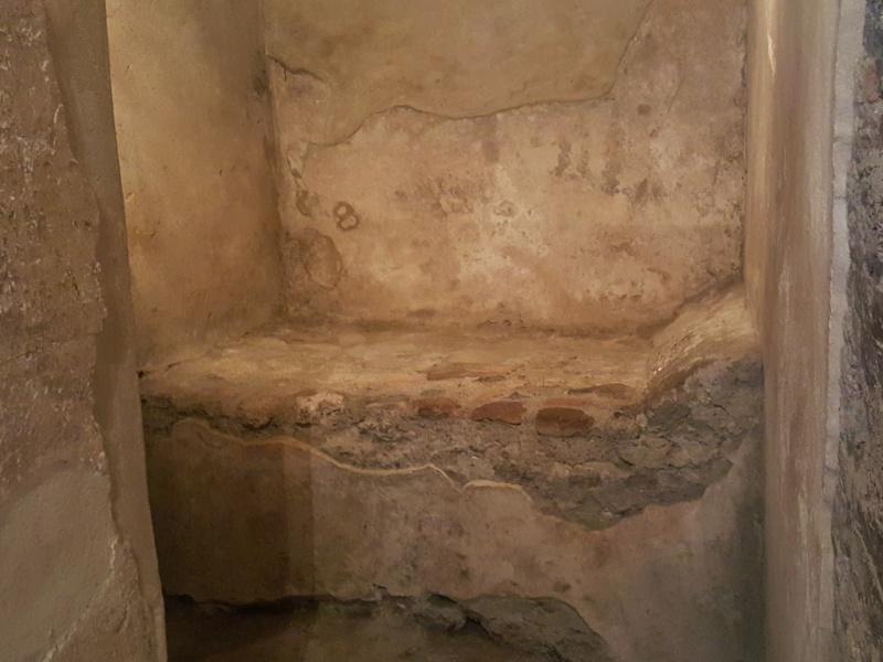 brothel bed Pompeii
