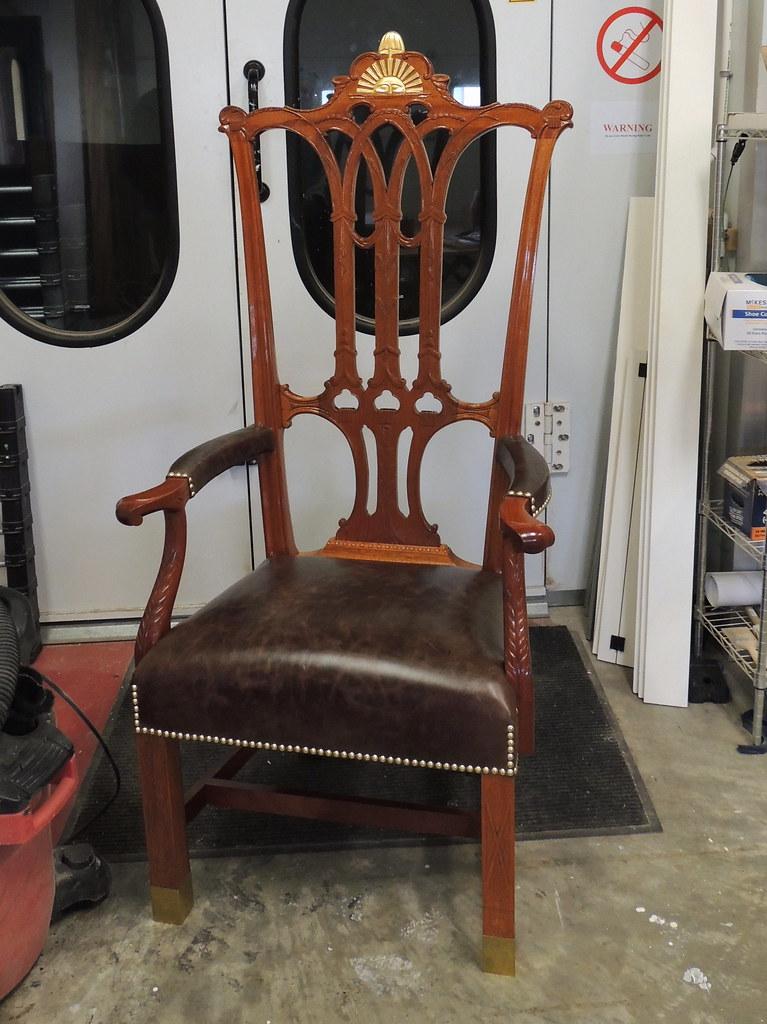 Merveilleux ... The Rising Sun Chair Rises Again | By Anita363