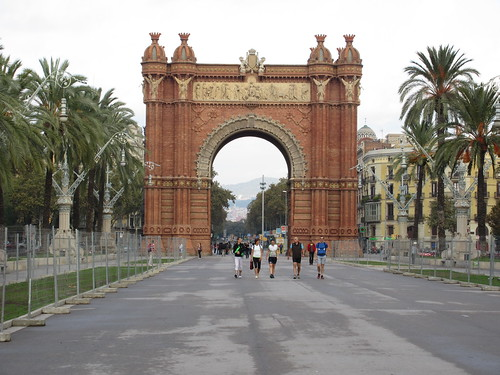 Arc de Triomf | by NH53