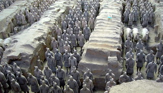 Terracotta Warriors, China | by larrywkoester