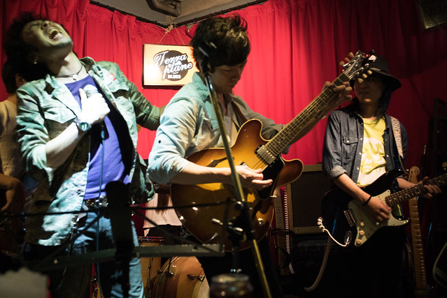 T.G.I.F. Blues Session at Terraplane, Tokyo, 10 Jun 2016 -00367