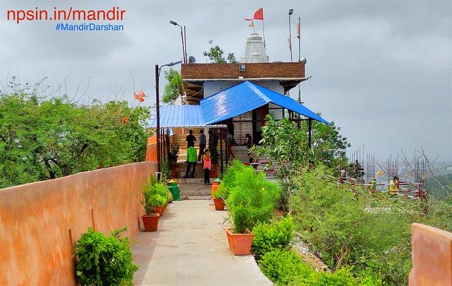 श्री मंशापूर्ण करणी माता मंदिर (Shri Manshapurna Karni Mata Mandir) - Machla Hills, Near Pandit Deendayal Upadhyay Park, Udaipur Rajasthan