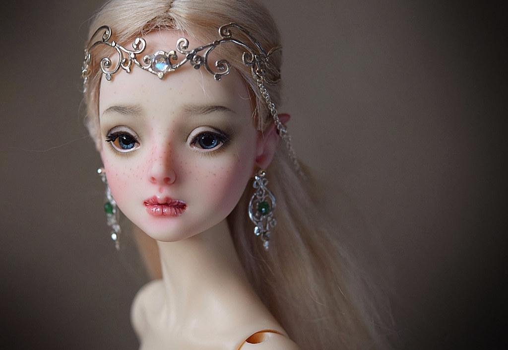 an enchanted elf commission in progress resin enchanted flickr rh flickr com