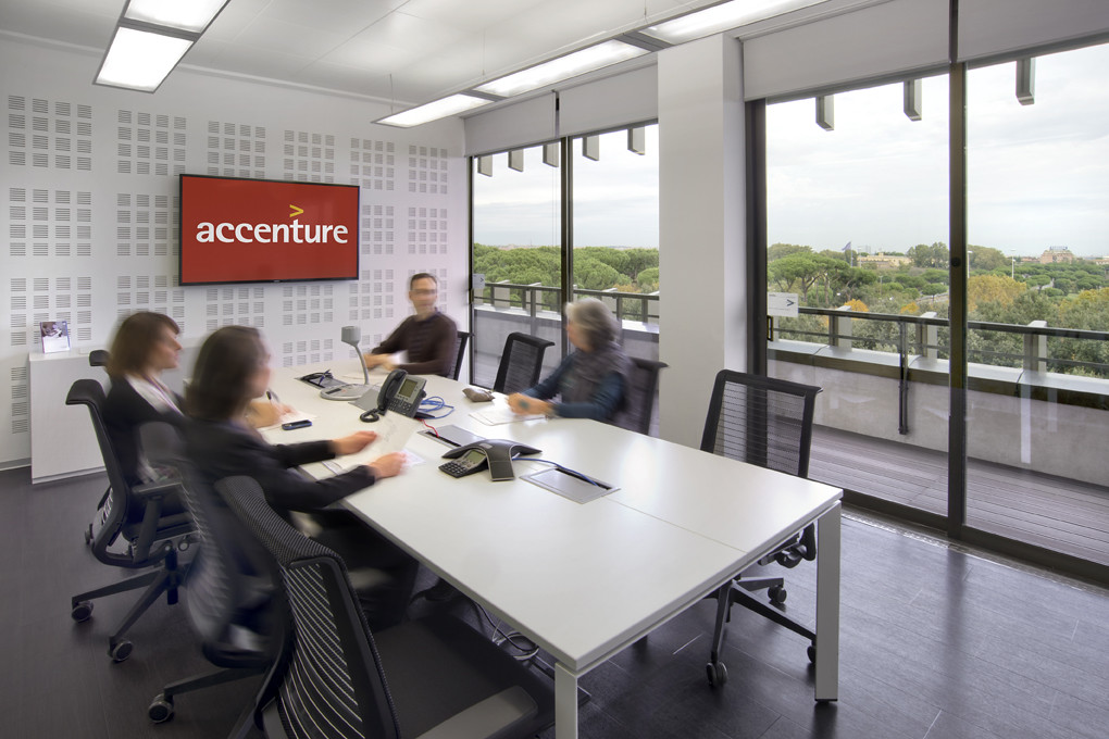 Sede Accenture Roma - To Whom It May Concern Letter