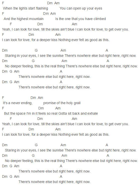 Amazing Sunrise Chords Image - Basic Guitar Chords For Beginners ...
