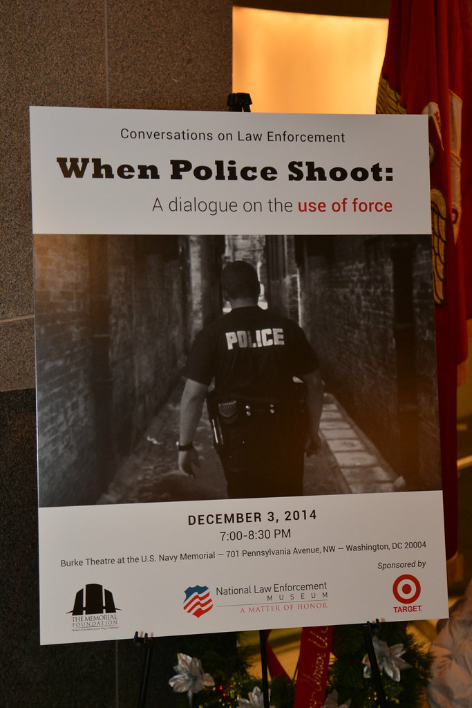 When Police Shoot: A Dialogue on the Use of Force