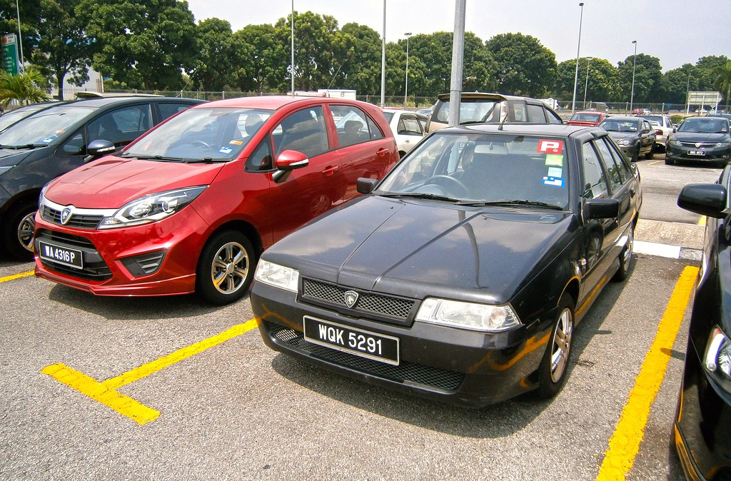 2007 Proton Saga Lmst My First Car 2014 11 11 Here S A Flickr