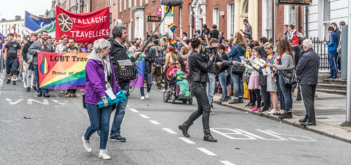 PRIDE PARADE AND FESTIVAL DUBLIN 2016 [TALLAGHT TRAVELLERS]-118204 | by infomatique