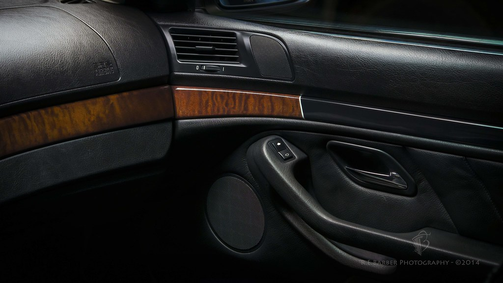 Bmw 2002 Interior Trim