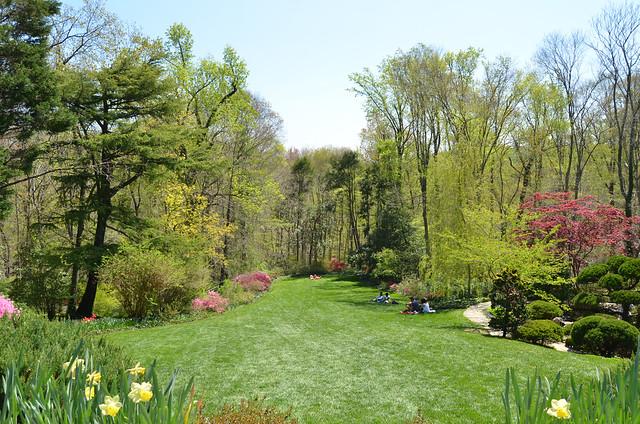 hillwood gardens
