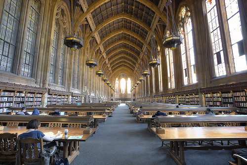 Suzzallo library | by tarikabdelmonem