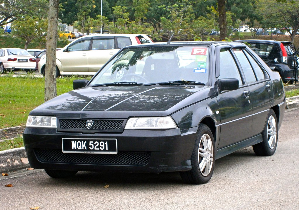 2007 Proton Saga Lmst My First Car 2014 01 16 The First Flickr