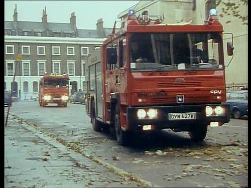 Shelvoke and Drewry SPV WX GYW627W London Fire Brigade ...