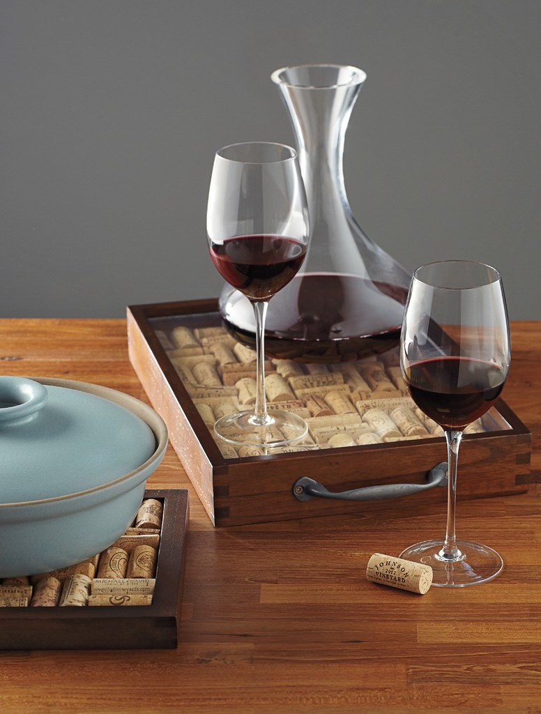 ... PersonalCreations Wine Glasses A Decanter And Cork Art In A Frame On A  Table   By PersonalCreations