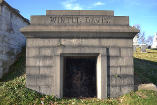 Grave of Henry Winter Davis | by Monument City