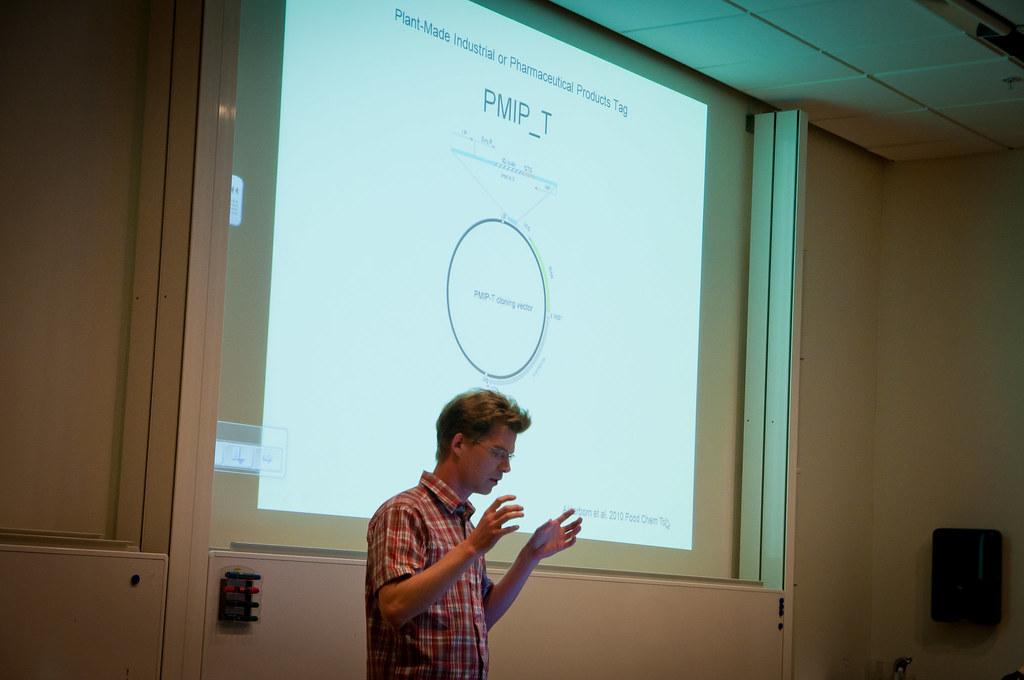 ComScience GMO och maten 2011