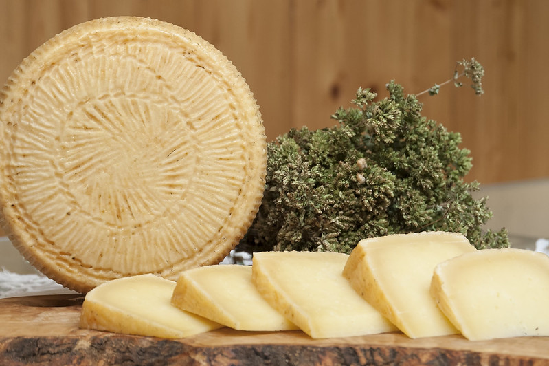 Pecorino di Filiano, che altro? [Pecorino di Filiano, what else?]