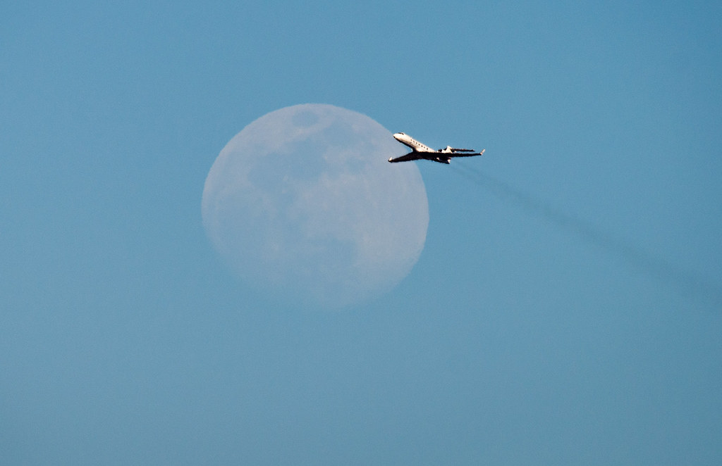 Fly Me To The Moon Chart: Fly Me To the Moon Again | A plane leaves San Jose Internatiu2026 | Flickr,Chart