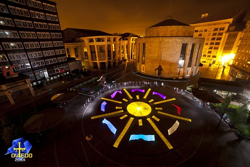 IYOL2015 & International LightArt Congress City of Oviedo | by Frodo DKL