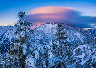 Mt Baden Powell - San Gabriel Mountains - Los Angeles Nature | by Steve Sieren Photography