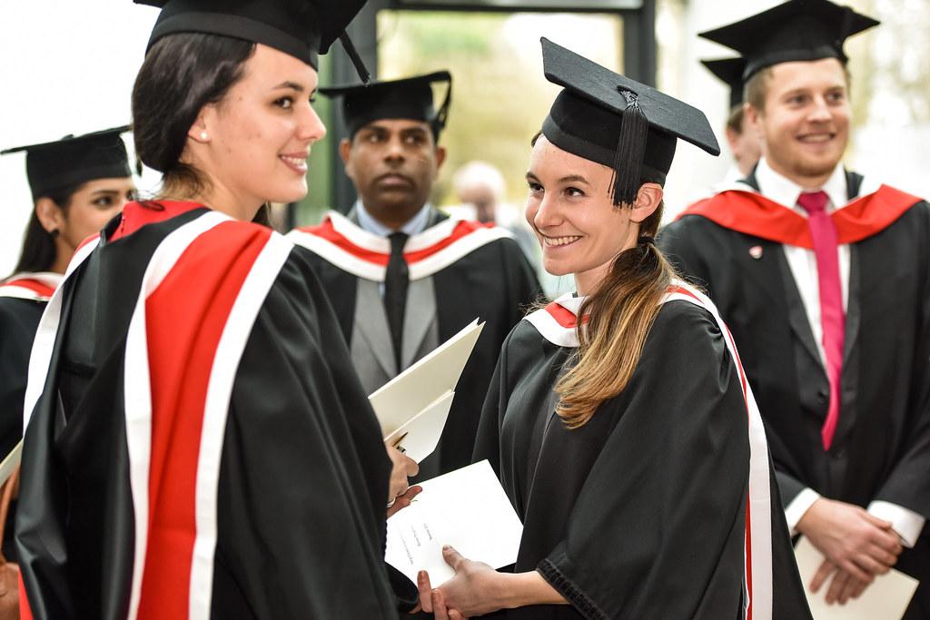 Graduation 2014 9 December Leeds Trinity University Win Flickr