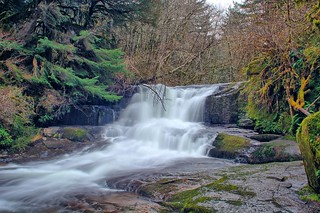 Alsea Falls  Benton County, Oregon | by Kirt Edblom