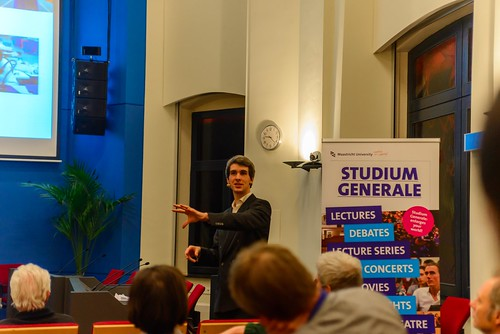 Lecture Europe by Prof. Dr. Jonathan Holslag | by brianmegens.com