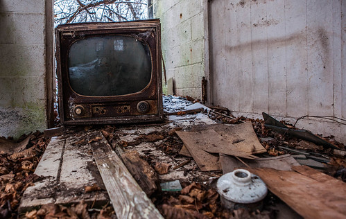TV Abandoned | by Anthony Quintano