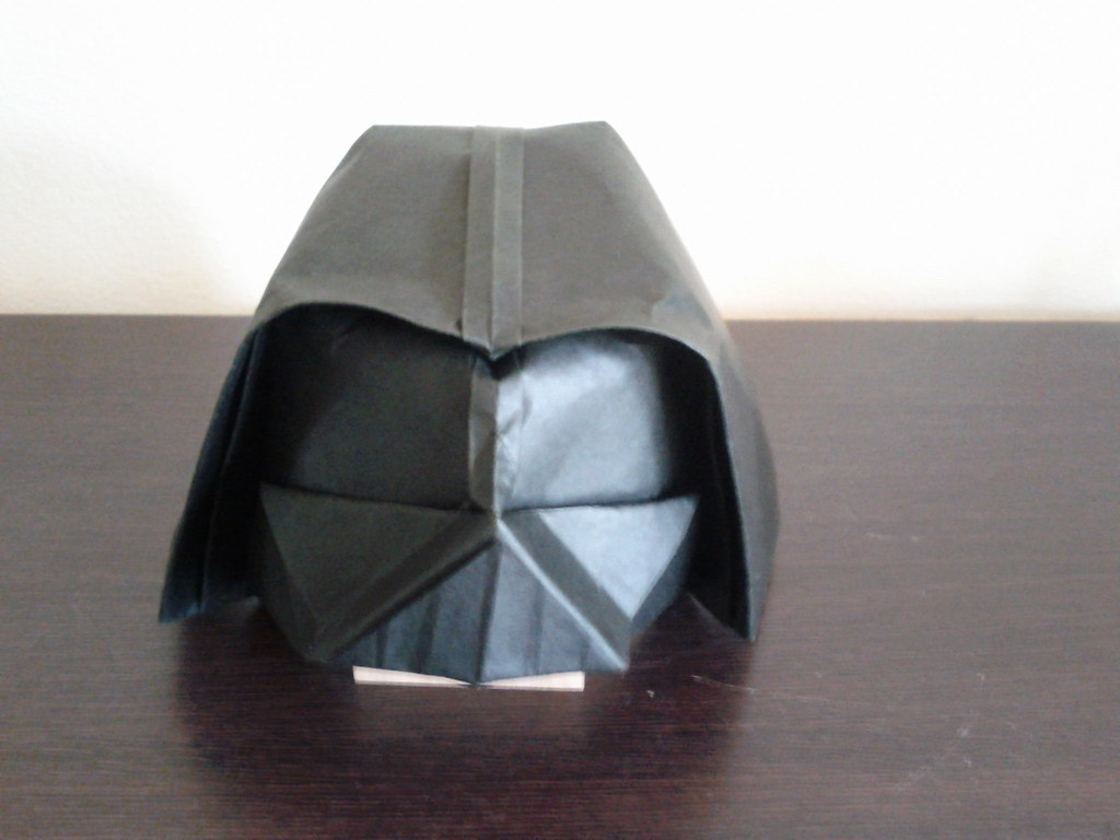 Darth Vader Mask By Me