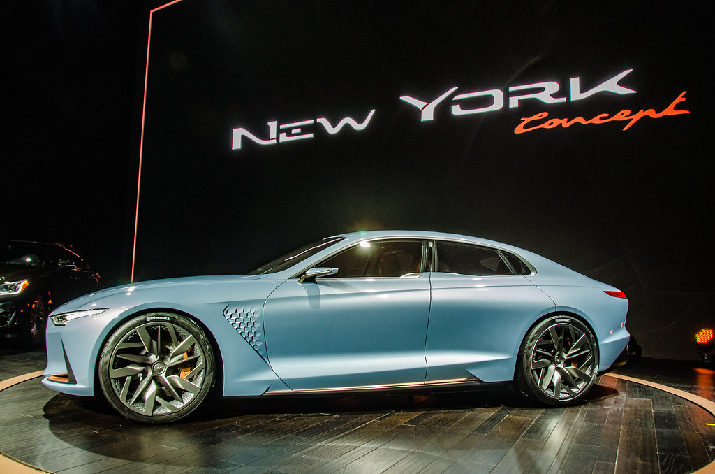 2016 Genesis New York Concept Dave Pinter Flickr